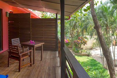 tamarindo beachfront hotel