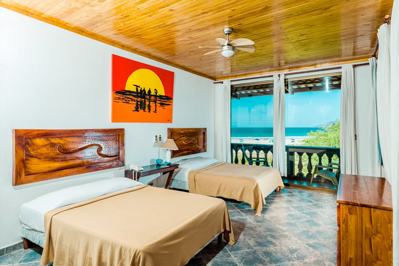 Tamarindo Surf Hotel Witch's Rock Surf Camp