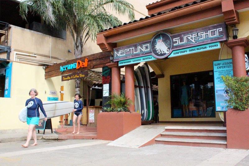 Tamarindo Surf Shop Neptuno