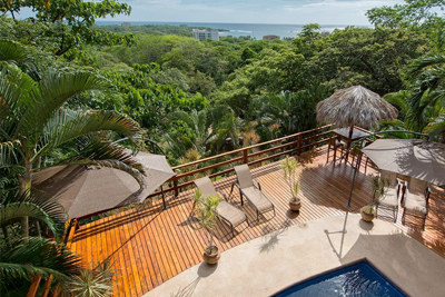 tamarindo luxury bed and breakfast