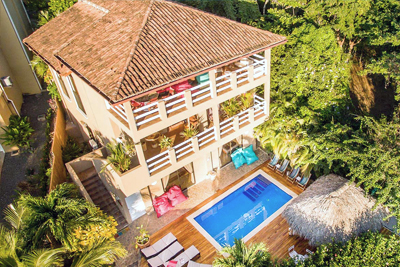 tamarindo costa rica bed and breakfasts