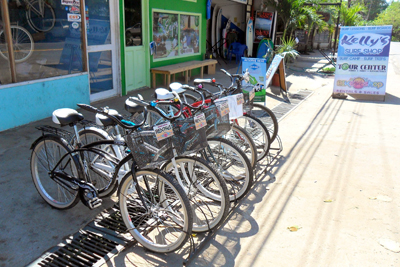 tamarindo bicycle rental