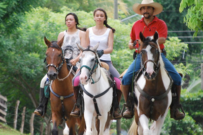 tamarindo horseback riding