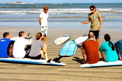 tamarindo surf school