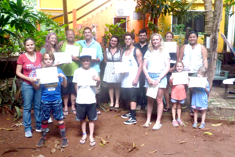 Tamarindo Spanish School Wayra Spanish