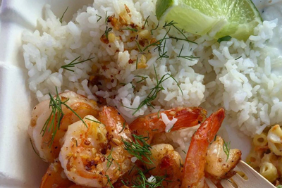 tamarindo shrimp
