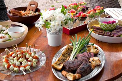 tamarindo catering