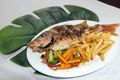 tamarindo seafood restaurant