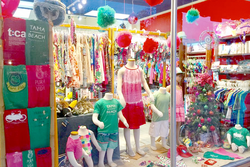 Tamarindo Shopping Azul Profundo Kids Boutique