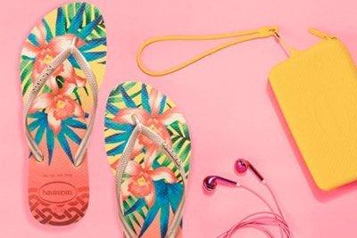 tamarindo flip flops
