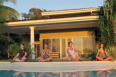 tamarindo meditation