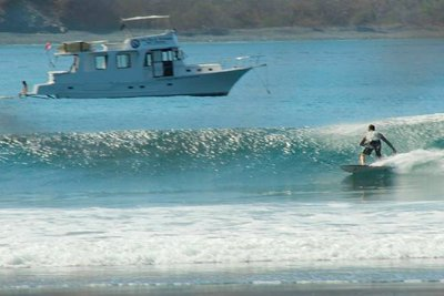 playas del coco surf charters