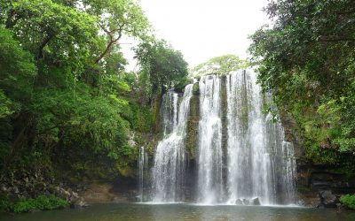 5 of the Best Waterfalls in Guanacaste