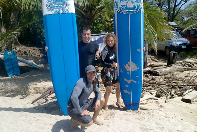 tamarindo surf lessons