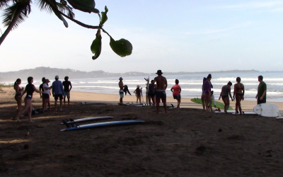 Playa Grande – Friday, June 1, 2018