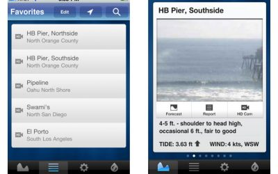 The Top 5 Surf Apps