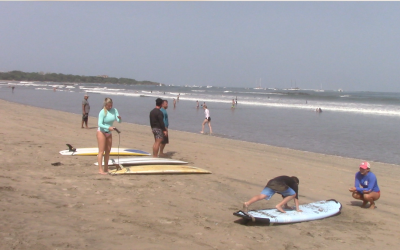 Playa Tamarindo, Tuesday, July 24 2018