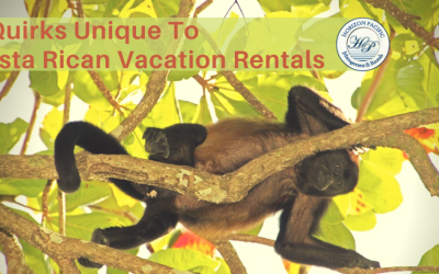 5 Quirks Unique to Costa Rica Vacation Rentals