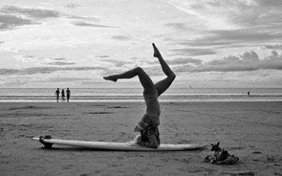 The Mystical Relationship Between Surfing and Yoga