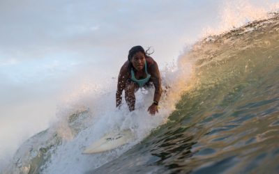 2019 All Women Surf Retreats with Andrea Diaz
