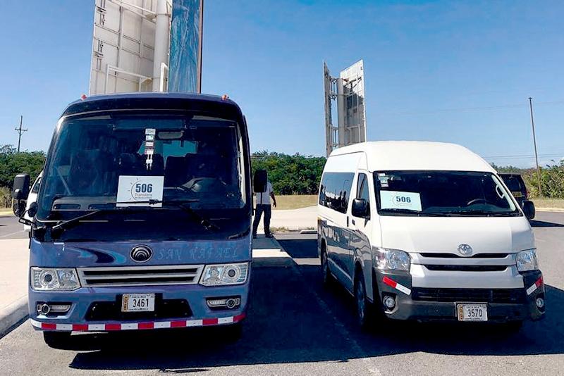 tamarindo shuttle service